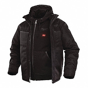 Jacket Kit,S,Black,42 in. Chest Size