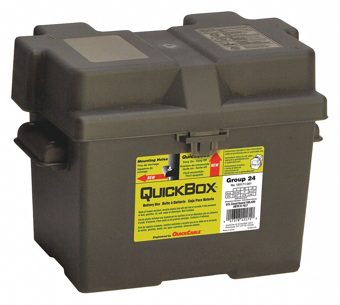 Grote 84-9424 Battery Box