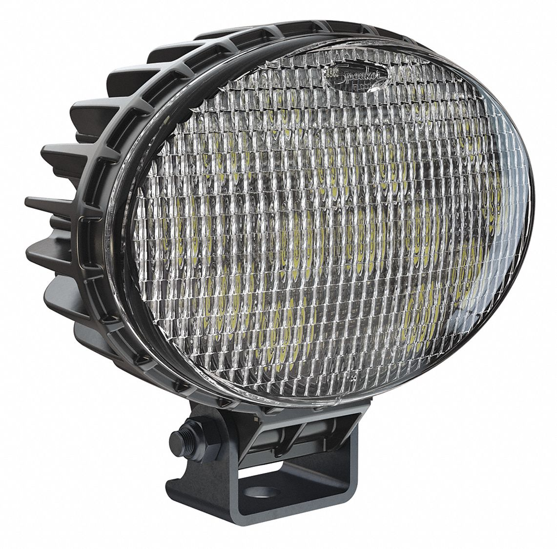 "Work Light, 5400 lm, Oval, LED, 6"" H"