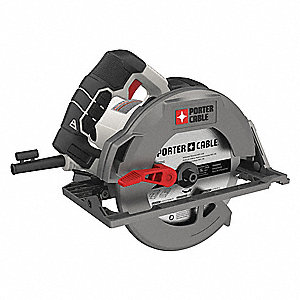 Porter cable 7 14 circular saw 5500 no load rpm 15 amps blade 7 14 circular saw 5500 no load rpm 15 amps greentooth Choice Image