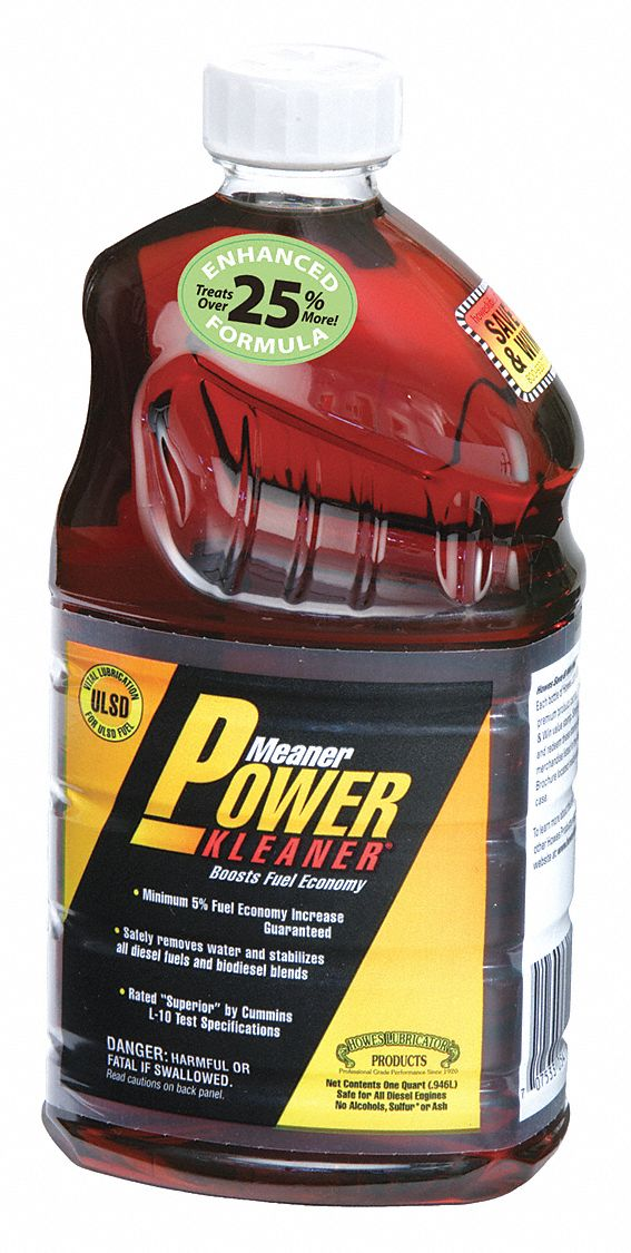Power Diesel Cleaner, Amber, 32 oz.