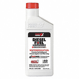 Diesel Fuel Supplement,Amber,16 oz.