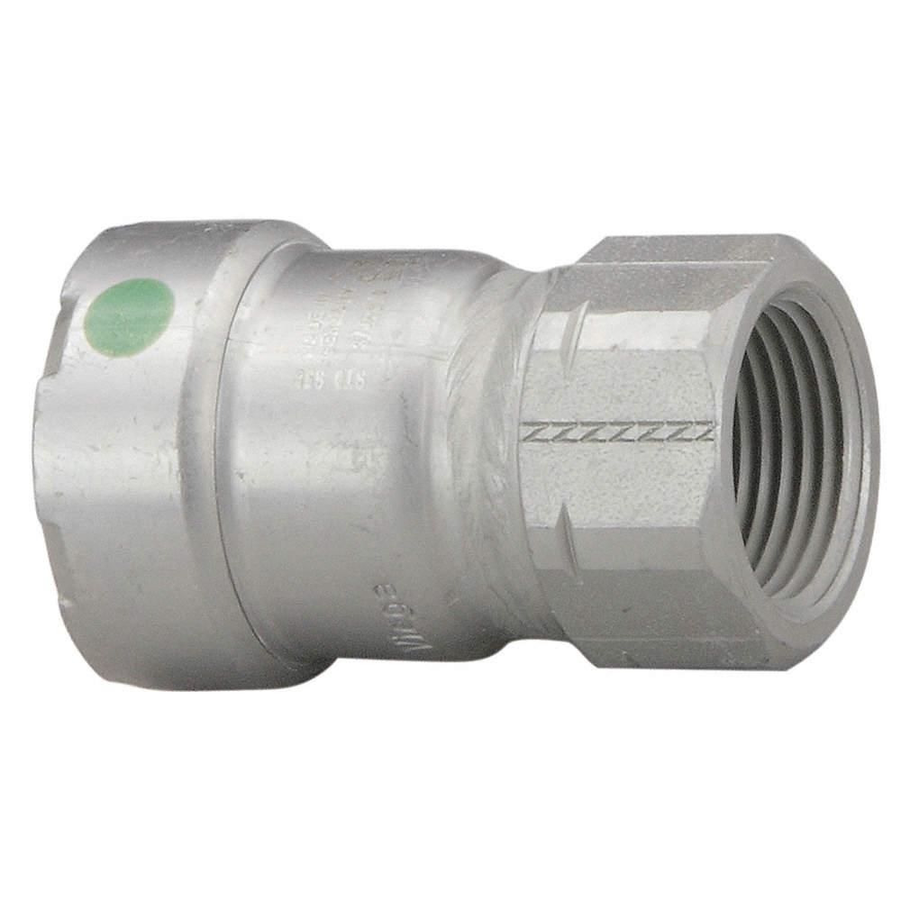 Viega Megapressg Adapter 25111 5//Each Carbon Steel,