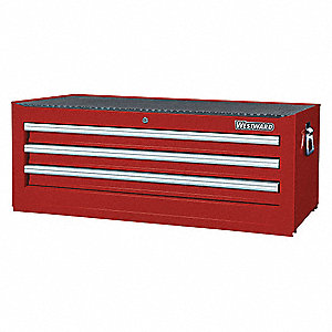 Intermediate Chest,Red,Steel