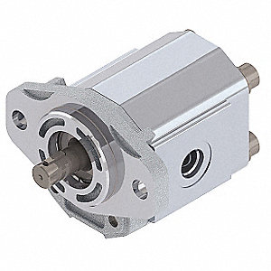 Hydraulic Gear Pump with 0.152 Displacement (Cu. In./Rev.)