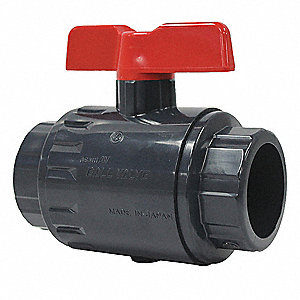 "Ball Valve,3/4"" Pipe Size,3/4"" Tube Size"