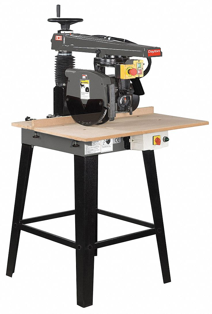 Radial Arm Saws