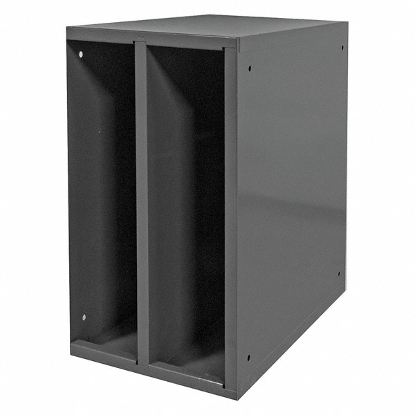 Durham Hydraulic Hose Cabinet Gray 24 Overall Height