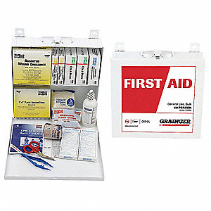 First Aid Kit,First Aid,195 pcs.