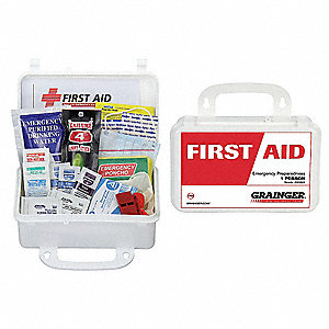First Aid Kit, Emergency Preparedness