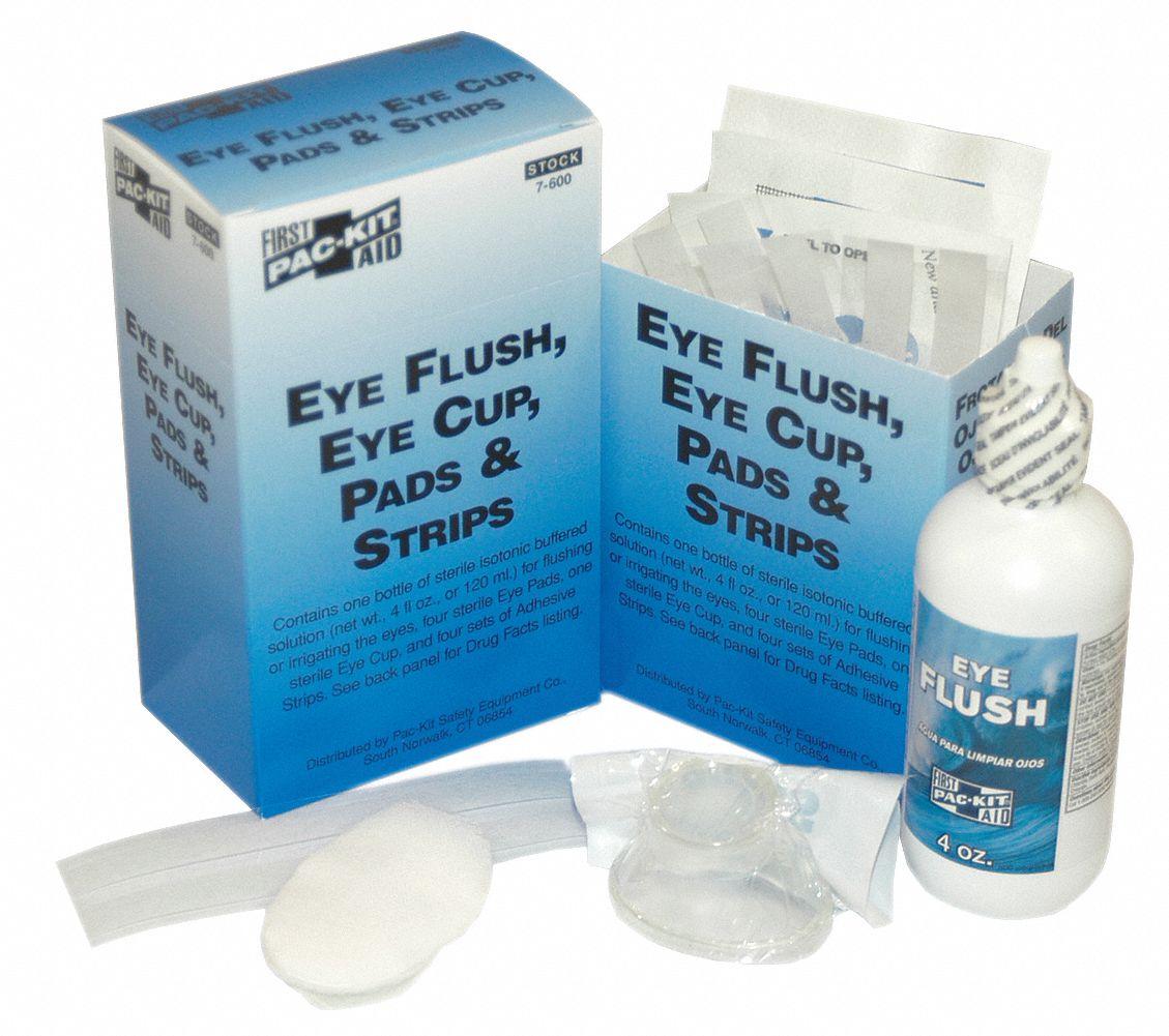 Personal Eyewash Bottles