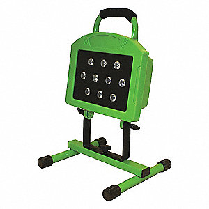 WORKSTAR RCHRGBL LED FLOODLIGHT