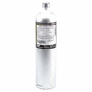 QUAD GAS, CH4, O2, H2S, CO, 58L