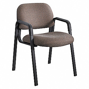 Cava Urth Straight Leg Guest Chair,Brown