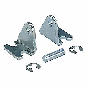 Aluminum Pivot Bracket Kit with Pin