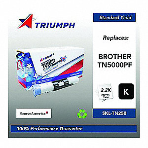 Brother Toner Cartridge, No. TN250, Black