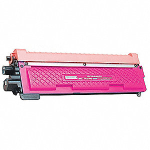 Brother Toner Cartridge, No. TN210M, Magenta
