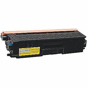 Brother Toner Cartridge, No. TN315Y, Yellow