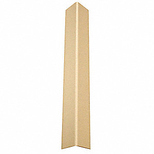 Corner Guard,Taped,1-1/2x48 in.,Ivory