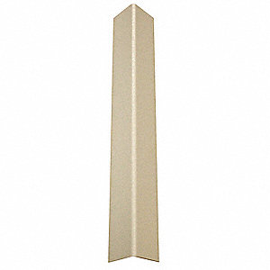 Corner Guard,Taped,1-1/2x48in.,Champagne