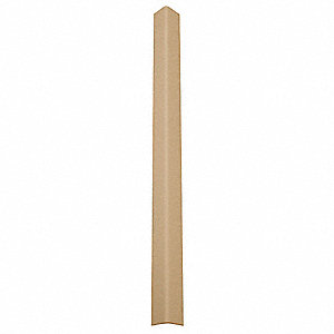 Corner Guard,Taped,3/4x96 in.,Tan