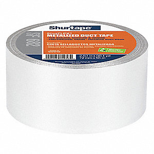 72mm x 55m Duct Tape, Silver