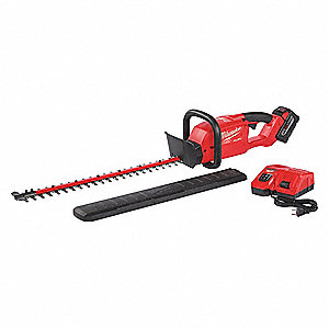 "Hedge Trimmer,18V Electric,24""L,120 min."