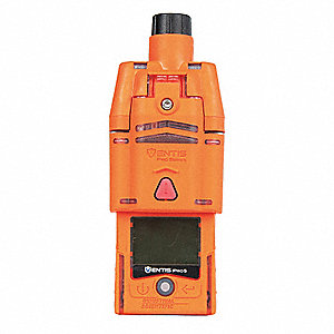 Multi-Gas Detector,4 Gas,Orange