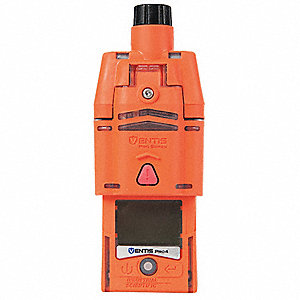 "Multi-Gas Detector, Orange, 67"" W"