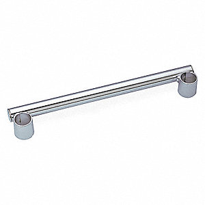 Push Handle,14 in. L x 1 in. W x 1 in. H