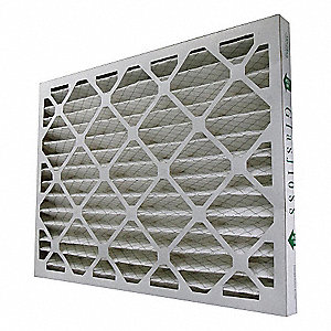 12x12x2 Synthetic Pleated Air Filter with MERV 11