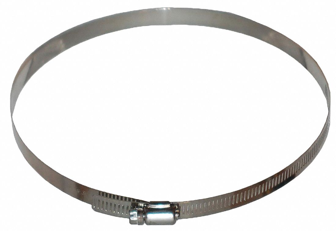 Quick Clamp,  For Use With Mfr. No. OA2000C,  12 1/2 in dia Length,  Stainless Steel