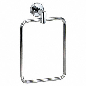 Towel Ring,Polished Chrome,Astral,5-7/8W