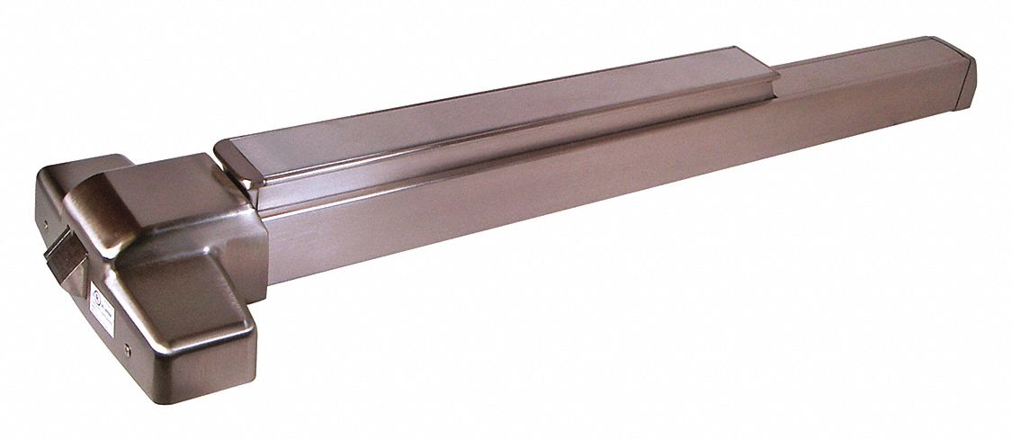 Rim,  Exit Device,  Satin Stainless Steel,  99,  Exit,  33 in to 36 in Door Width