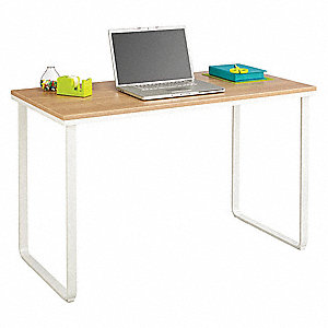 Stand-Up Workstation,47-1/4 in. W,Beech