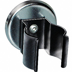 Magnet with Clip,38 lb. Pull