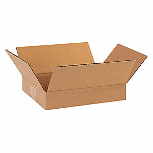 Shipping Carton,160 cu. in.,65 lb,PK25