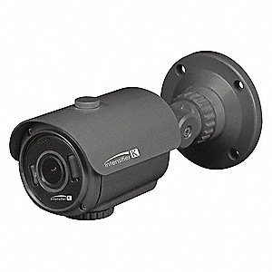 Outdoor Camera,Bullet,Dark Gray