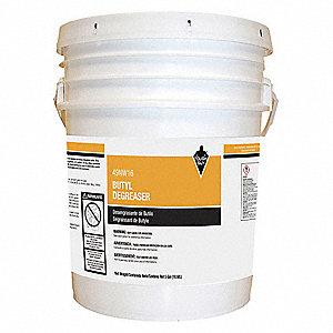Degreaser, 5 gal. Pail, Unscented Liquid, Ready to Use, 1 EA