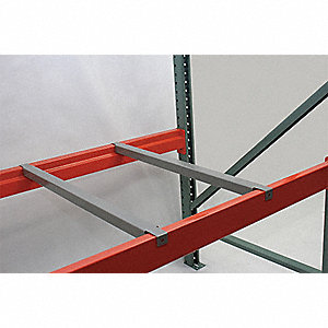 Gray Steel Cross Bar 1450 lb. Load Capacity