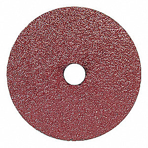 Fiber Disc,4-1/2 in.,Extra Coarse,PK25