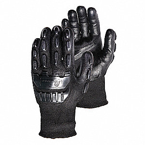 Cut Resistant Gloves,XL,Foamed,PR