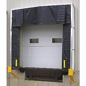 DOCK SHELTER 36 IN PROJEC 11X10.5FT