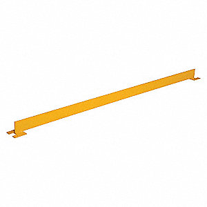 TOEBOARD-PIPE SAFETY RAILING 8 FT