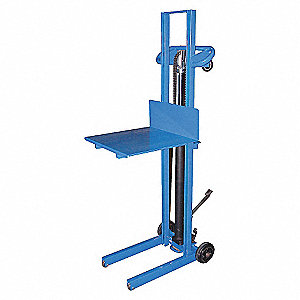 LIFT FOOT PUMP FIXED WHEEL 20X20