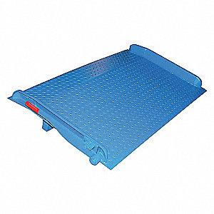 DOCKBOARD STEEL 15000 LB 84 X 48