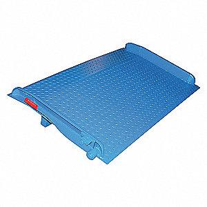 DOCKBOARD STEEL 20000 LB 72 X 66