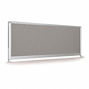 "Privacy Divider, 17""H x 49""W, iFlex Series"