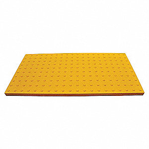 WALK PADS-ADA YELLOW 24W X 48L