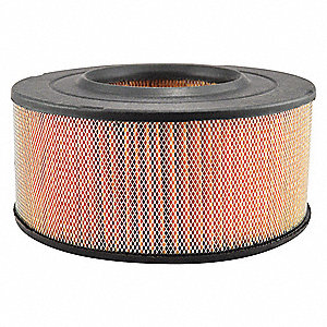Air Filter,7-31/32 x 3-15/16 in.